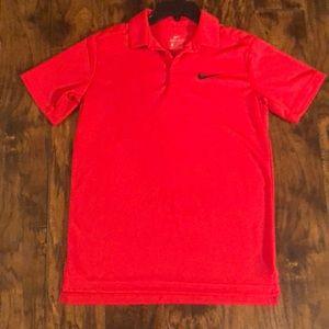 Nike Dri Fit Polo Style shirt size XL